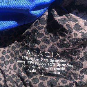 acacia swimwear Swim - ACACIA Pawela Top in Royal
